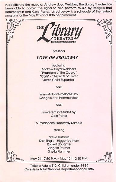 Love on Broadway