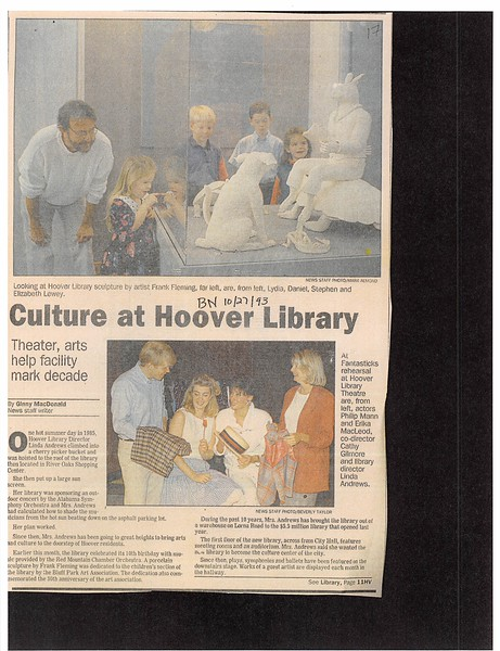 Culture at Hoover Library