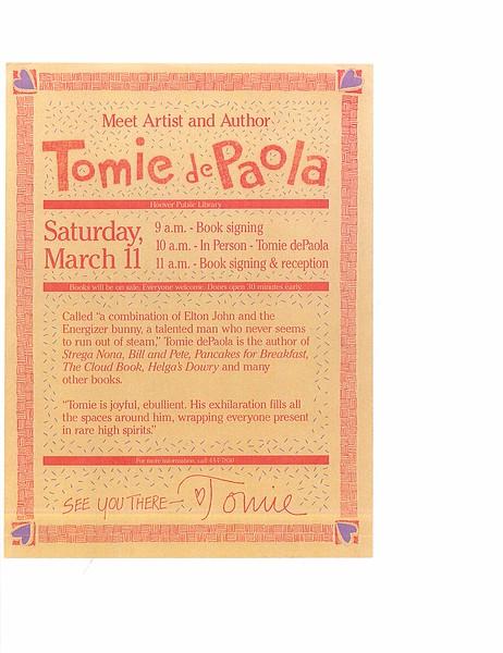 Tomie de Paola