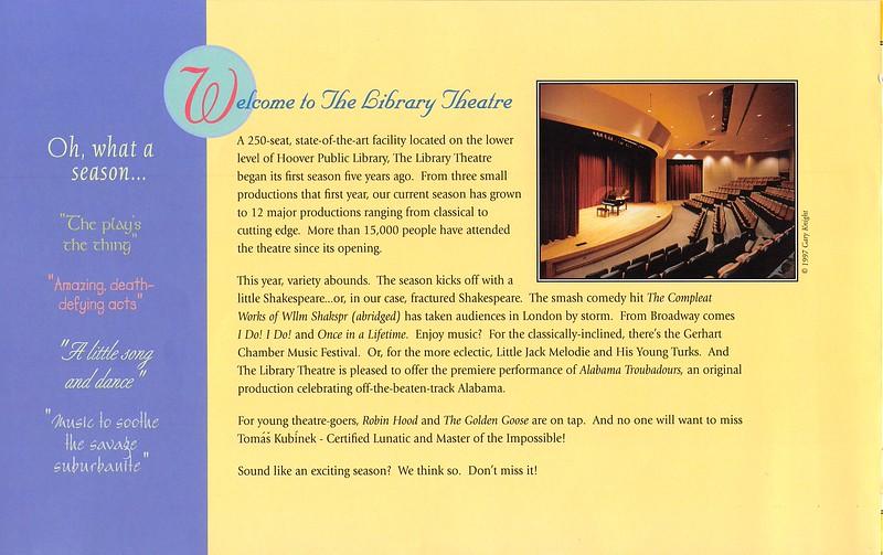 Library Theatre