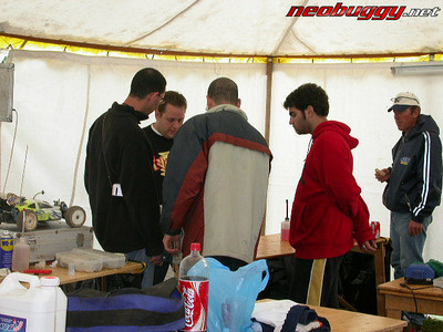 2003 European Warm up - Slough, UK
