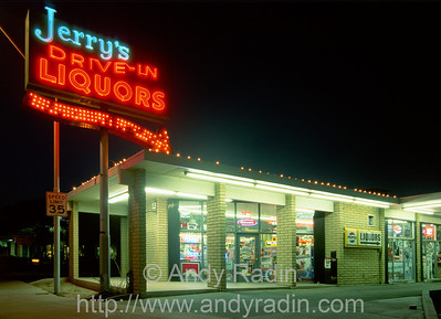 Jerry's Drive-In Liquors