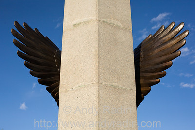 Boston walkabout.  This is the backside of a World War 2 memorial.