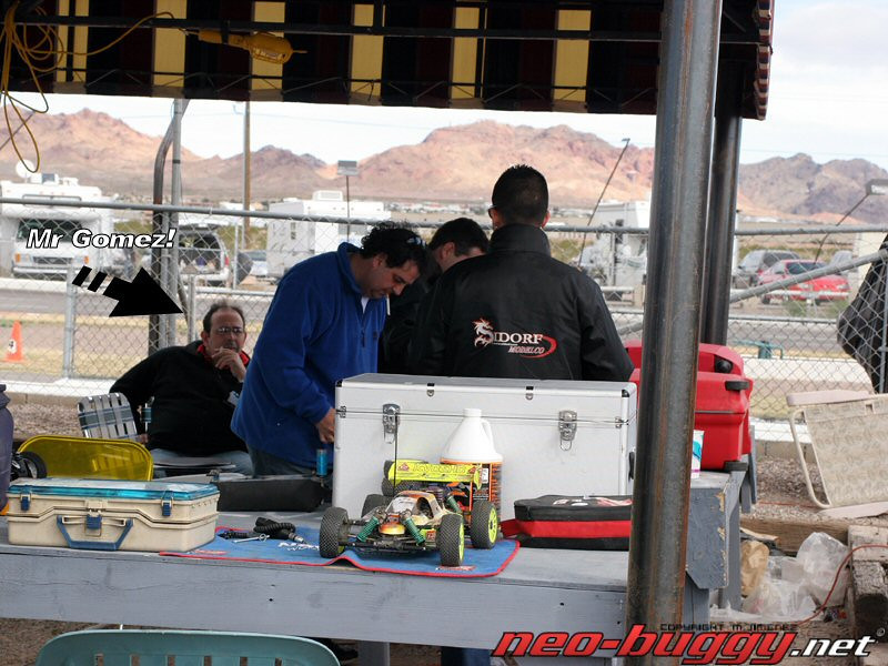2006 Silverstate Race - Boulder city, NV