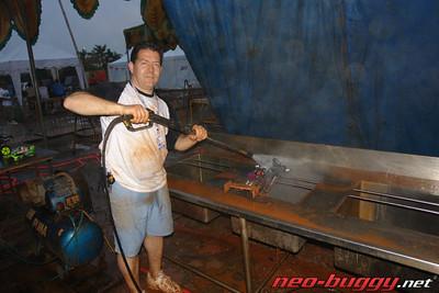 2006 Worlds Warm up - Jakarta, Indonesia