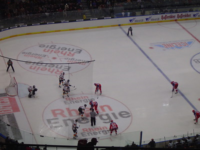 Сборная Германии - Сборная России 1:3. 11 февраля 2006