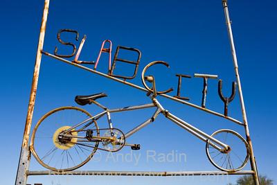 Slab City, CA