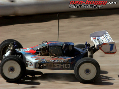 2007 Silverstate Race