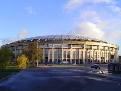 """Большая спортивная арена """"Лужники"""", Москва"""