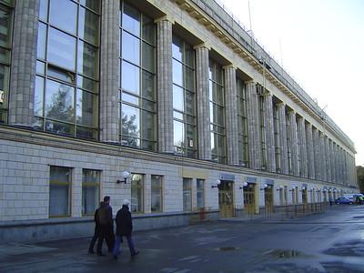 """Малая спортивная арена """"Лужники"""""""
