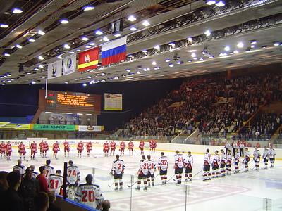 Трактор (Челябинск) - Спартак (Москва) 0:1. 25 сентября 2007
