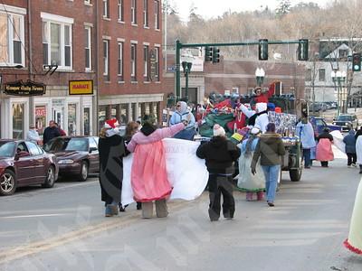 Downtown Christmas Parade