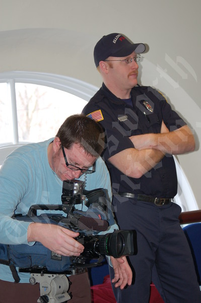 Ellsworth Police Taser Training