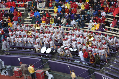 The USC band