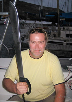 IMG_0988.jpg<br /> Cruising in Curacao.<br /> Nick the pirate harrrrrrr!