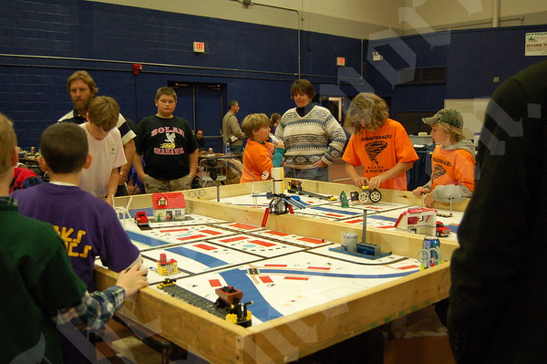 Lego Robotics Competition