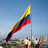 """IMG_1292.jpg<br /> Cruising Colombia: Cartagena<br /> The crews of """"Gecko"""" and """"Jedi"""" have conquered Castillo San Felipe."""
