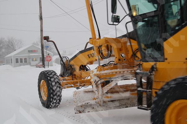 Snowstorm- December 16, 2007