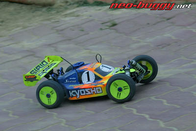 2008 Kyosho Masters - Sucy en Brie, France
