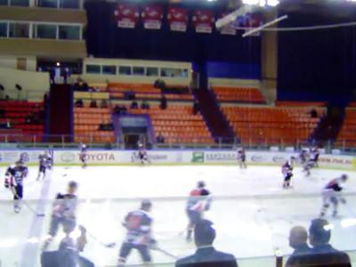Спартак (Москва) - Трактор (Челябинск) 5:4. 28 января 2008