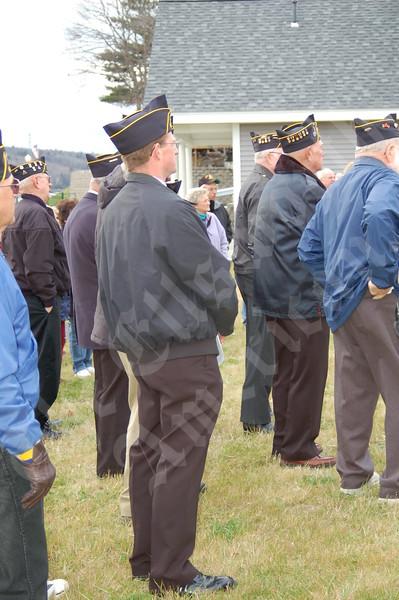 Bucksport Veteran's Day