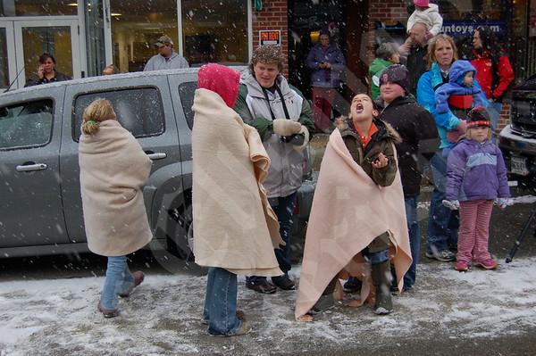 Downtown Ellsworth Holiday Parade 2008