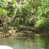 Visiting Porto Bello<br /> Dinghy ride up the rivers