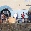 """IMG_0163.JPG<br /> The making of the """"A Quantum Solace"""" Bond movie in Panama.<br /> """"Out of my way, Jack!"""""""