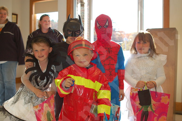 Trick Or Treat At The Ellsworth American