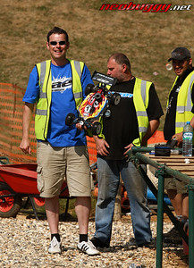 Cragg's Race engineers: Rob Rasey and Mick Cragg Rd 3 BRCA Nationals