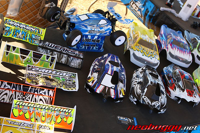2009 Nitrocross - Saturday Buggy Quali