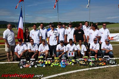 La France 2009 Euro B