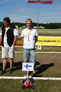Team Finland Jukka Hakamies 2009 Euro B
