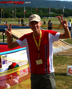 Our Polish bump n'Jump up hero Maciek 2009 Euro B