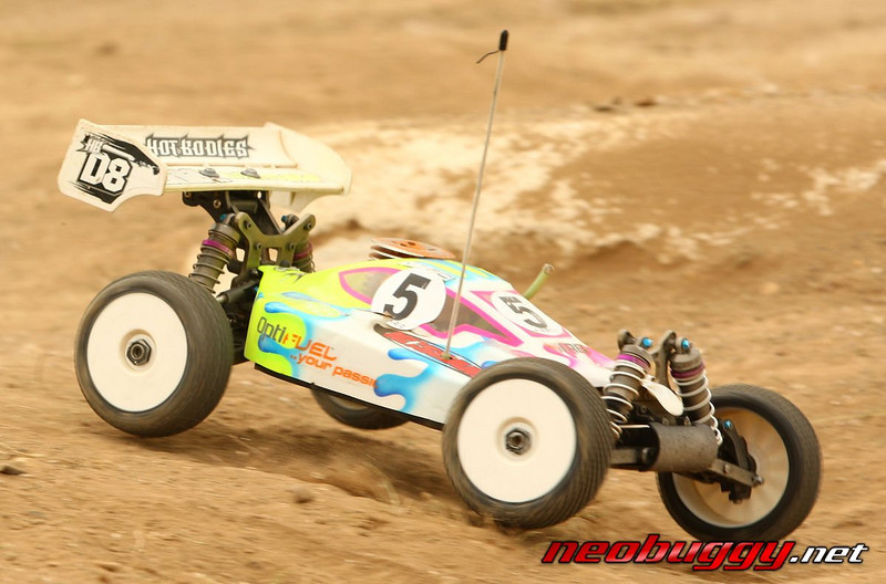 Day 3 - Pro-Line Slough