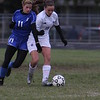 Southwest v Hopkins Girls Soccer Regionals 10-13-09 :