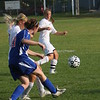 Southwest v Washburn Girls Soccer 9-10-09 :