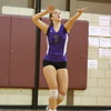 Southwest v Roosevelt Volleyball 9-9-09 :