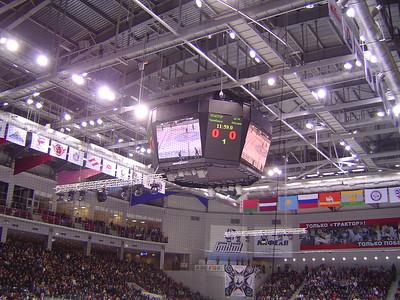 Трактор (Челябинск) - ЦСКА (Москва) 1:4. 21 ноября 2009