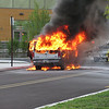Vehicle Fire - Springfield : 2010-08-30 - 20 W. Woodland Ave  ETR School