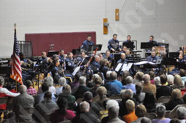 Air Force Band of Liberty: October 7, 2010