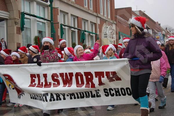 Ellsworth Christmas Parade