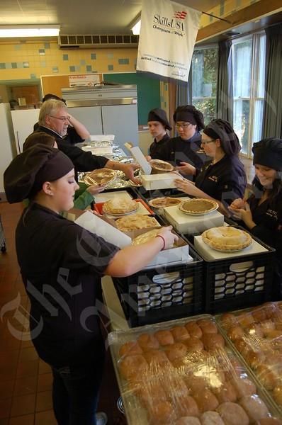 Community Thanksgiving at Ellsworth VFW Post 109