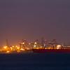 Port Cristobal, Panama<br /> Work must go on