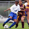 Roosevelt v North Girls Soccer 9-16-10 :
