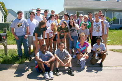 Youth United Build 2011