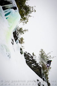 Green Ice and Big Air