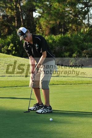 Bayside Boys Golf