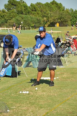 Heritage Boys Golf 10-15-11