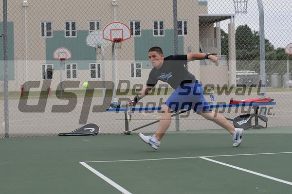 Heritage Boys Tennis 2-7-12